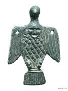 1 Птица-первопредок с личиной на груди