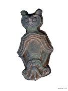 Сова в пермском зверином стиле